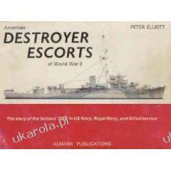 Destroyer Escorts Peter Elliott  Słowniki