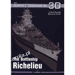 The Battleship Richelieu (Super Drawings in 3D)
