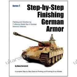 Step-by-Step Finishing German Armo Biografie, wspomnienia