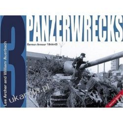Panzerwrecks 3: German Armour 1944-45 Kalendarze ścienne