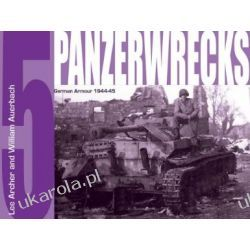 Panzerwrecks 5: German Armour 1944-45 Kalendarze ścienne