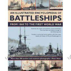 An Illustrated Encyclopedia of Battleships from 1860 to the First World War Kalendarze ścienne
