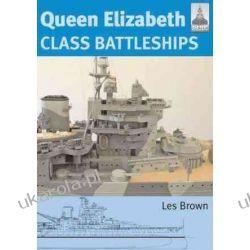 Shipcraft 15 Queen Elizabeth Class Battleships Kalendarze książkowe