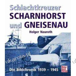 Schlachtkreuzer Scharnhorst und Gneisenau Kalendarze ścienne