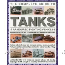 The Complete Guide to Tanks & Armoured Fighting Vehicles Kalendarze ścienne