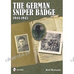 German Sniper Badge 1944-1945 Samochody