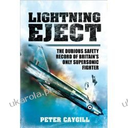 Lightning Eject: The Dubious Safety Record of Britain's Only Supersonic Fighter Kalendarze ścienne