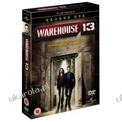 Warehouse 13 - Season 1 DVD