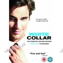 White Collar - Season 2 DVD Historyczne