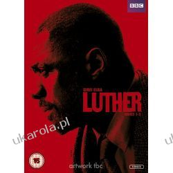Luther - Series 1-3 Boxset DVD