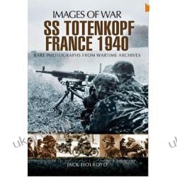 SS-Totenkopf France 1940 (Images of War) Samochody