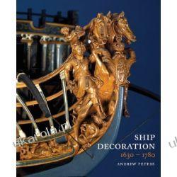 Ship Decoration 1630-1780 Historia żeglarstwa