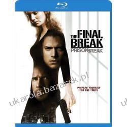 Prison Break: The Final Break 2009 skazany na śmierć [Blu-ray]