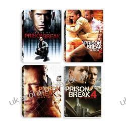 Prison Break: Seasons 1-4 skazany na śmierć (english) Szycie, krawiectwo