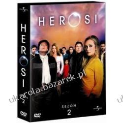Herosi Sezon 2 Heroes 2 4DVD