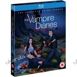 The Vampire Diaries - Season 3 (Blu-ray + UV Copy) [Region Free] Pozostałe