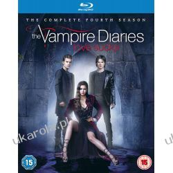 The Vampire Diaries - Season 4 (Blu-ray + UV Copy) Płyty Blu-ray
