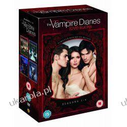 The Vampire Diaries - Season 1-4 [DVD] Pozostałe