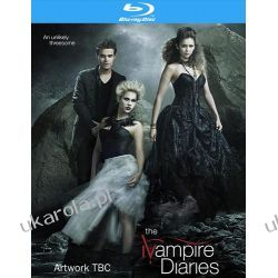 The Vampire Diaries - Season 1-4 [Blu-ray] [Region Free] Płyty Blu-ray