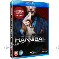 Hannibal - Season 1 [Blu-ray] [2013] Płyty Blu-ray