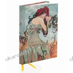 Mucha - Summer (Flame Tree Notebook)