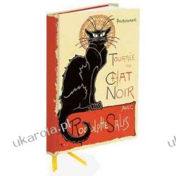 Chat Noir (Flame Tree Notebook)