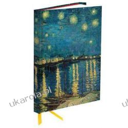 Van Gogh - Starry Night (Flame Tree Notebook)