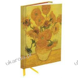 Van Gogh - Sunflowers (Flame Tree Notebook)