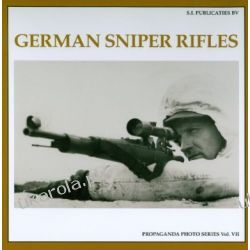 German Sniper Rifles (Propaganda Photo) Lotnictwo