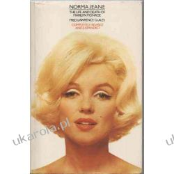 Norma Jean Life and Death of Marilyn Monroe Kalendarze ścienne