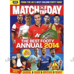 Match of the Day Annual 2014 Lotnictwo