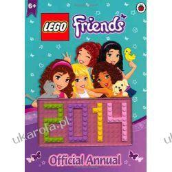 LEGO Friends Official Annual 2014 Kalendarze ścienne