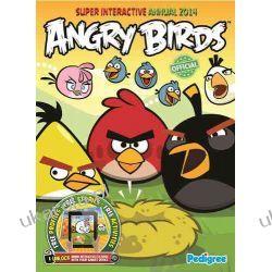 Angry Birds Super Interactive Annual 2014 Kalendarze ścienne