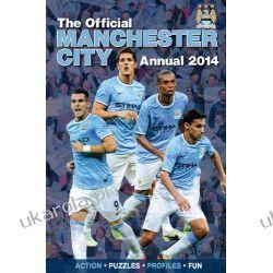 Official Manchester City FC Annual 2014  Marynarka Wojenna