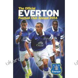 Official Everton FC Annual 2014 Kalendarze ścienne