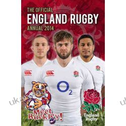 Official England Rugby Annual 2014 Marynarka Wojenna