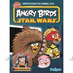Angry Birds Star Wars Super Interactive Annual 2014 Kalendarze ścienne