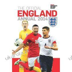 Official England FA Annual 2014 Marynarka Wojenna
