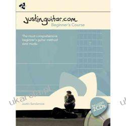 The Justinguitar.Com Beginner's Guitar Course (Book & 2 Cds) Biografie, wspomnienia