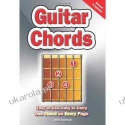 Guitar Chords: Easy-to-use, Easy-to-carry. One Chord on EVERY Page. Pozostałe