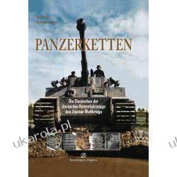 Panzerketten: Die Gleisketten der deutschen Kettenfahrzeuge des Zweiten Weltkrieges Samochody