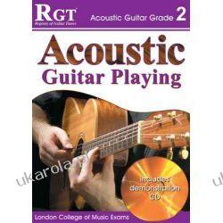 Acoustic Guitar Playing, Grade 2 (RGT Guitar Lessons) Szydełkowanie i robótki na drutach