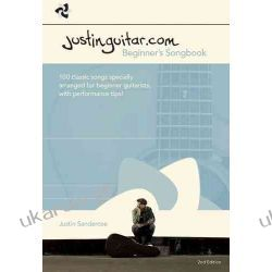 Justinguitar.com Beginner's Songbook - 2nd Edition (Spiral Bound)