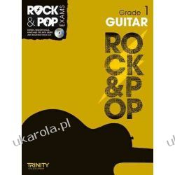 Trinity Rock & Pop Exams: Guitar Grade 1 Kalendarze książkowe