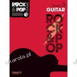 Trinity Rock & Pop Exams: Guitar Grade 3 Szkutnictwo