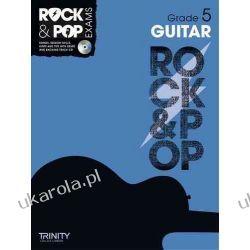 Trinity Rock & PoP Guitar Grade 5 Pozostałe