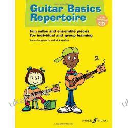 Guitar Basics Repertoire (With Free Audio CD) Kalendarze ścienne