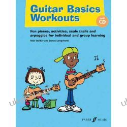 Guitar Basics Workouts with Free Audio CD Kalendarze ścienne