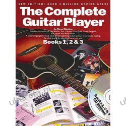 The Complete Guitar Player Books 1, 2 & 3: Omnibus Edition Piechota