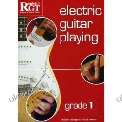 Electric Guitar Playing: Grade One Lotnictwo